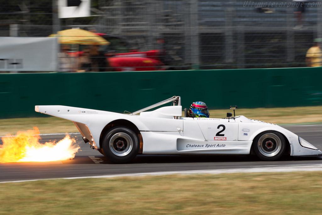 Lola T298 - Chassis: HU106 - Driver: Frederic Da Rocha  - 2015 Monza Historic