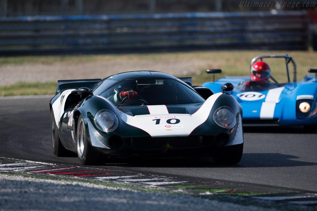Lola T70 Coupe - Chassis: SL71/41 - Driver: Patrick Hautot  - 2015 Monza Historic