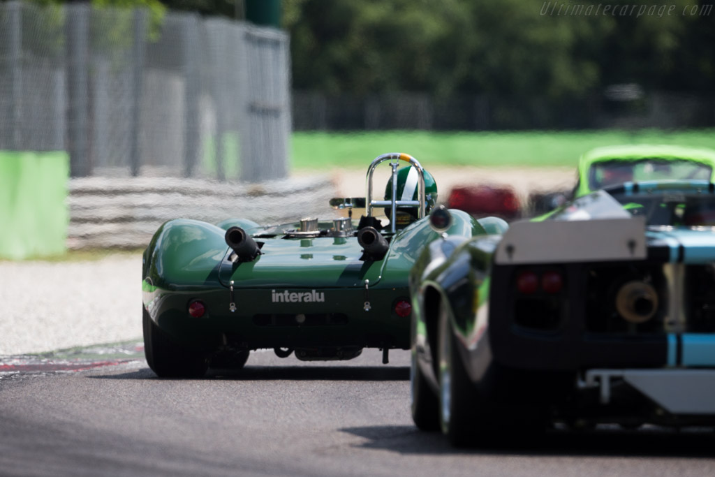 Lotus 30 Ford - Chassis: 30/L/7 - Driver: Anthony Schrauwen  - 2015 Monza Historic