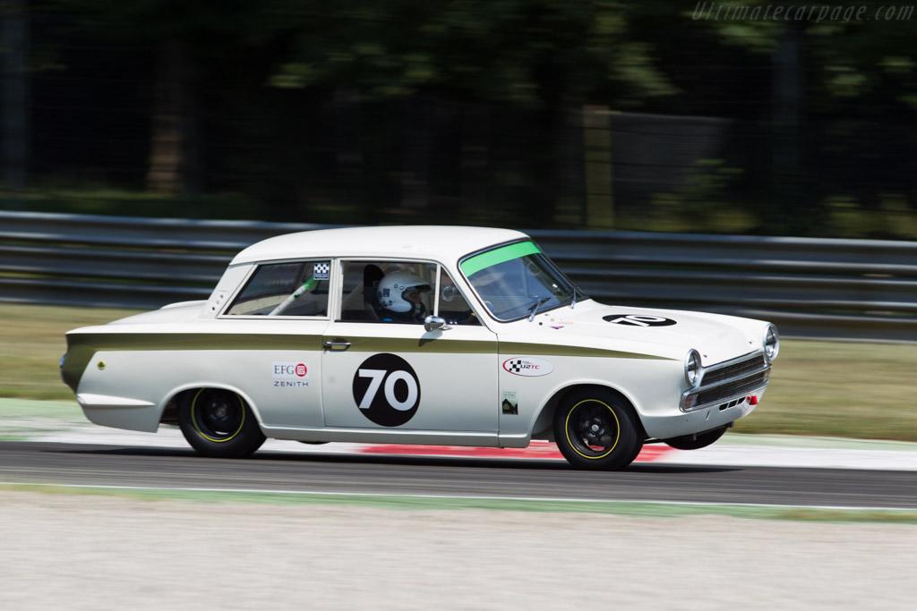 Lotus Cortina - Chassis: BA74EP59133 - Driver: Dion Kremer  - 2015 Monza Historic