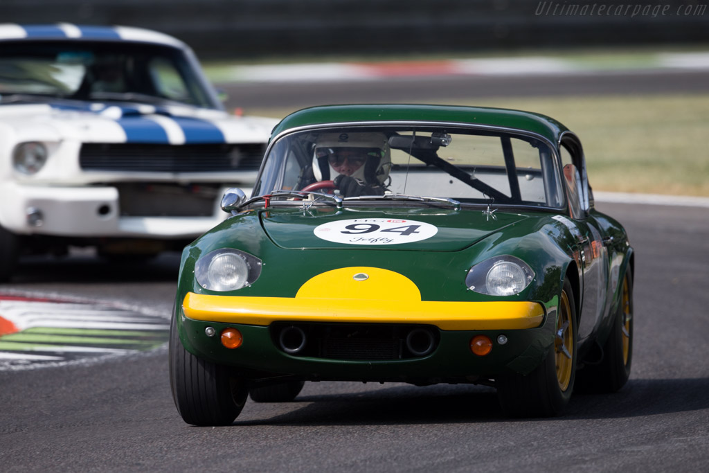 Lotus Elan 26R Shapecraft - Chassis: 26R-20 - Driver: Georges Verquin  - 2015 Monza Historic