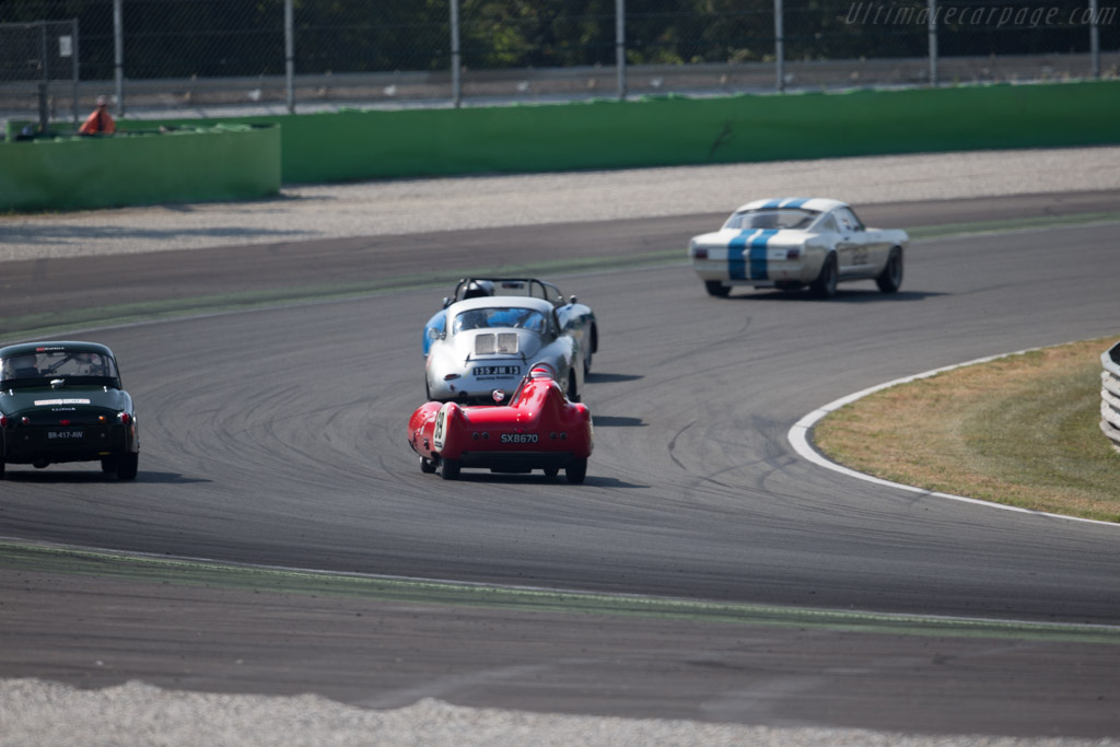 Lotus Eleven - Chassis: 168 - Driver: Serge Kriknoff  - 2015 Monza Historic