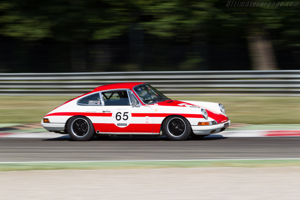 Porsche 911 - Chassis: 300377 - Driver: Philippe Scemama / Yves Scemama  - 2015 Monza Historic