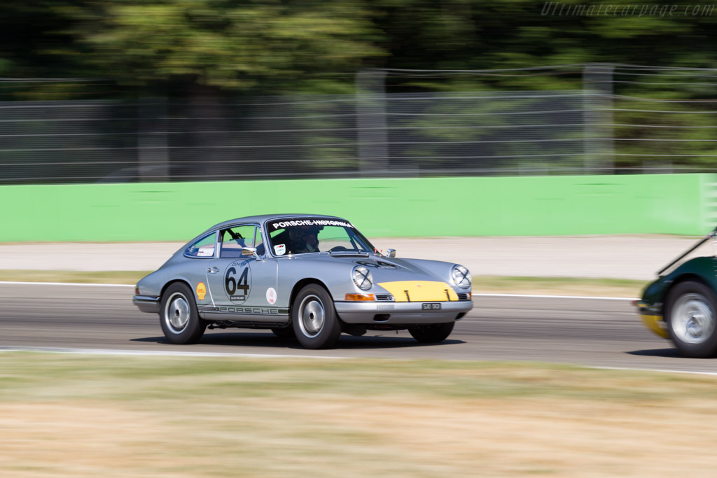 Porsche 911 - Chassis: 302534 - Driver: Andrew Smith / Mark Sumpter  - 2015 Monza Historic