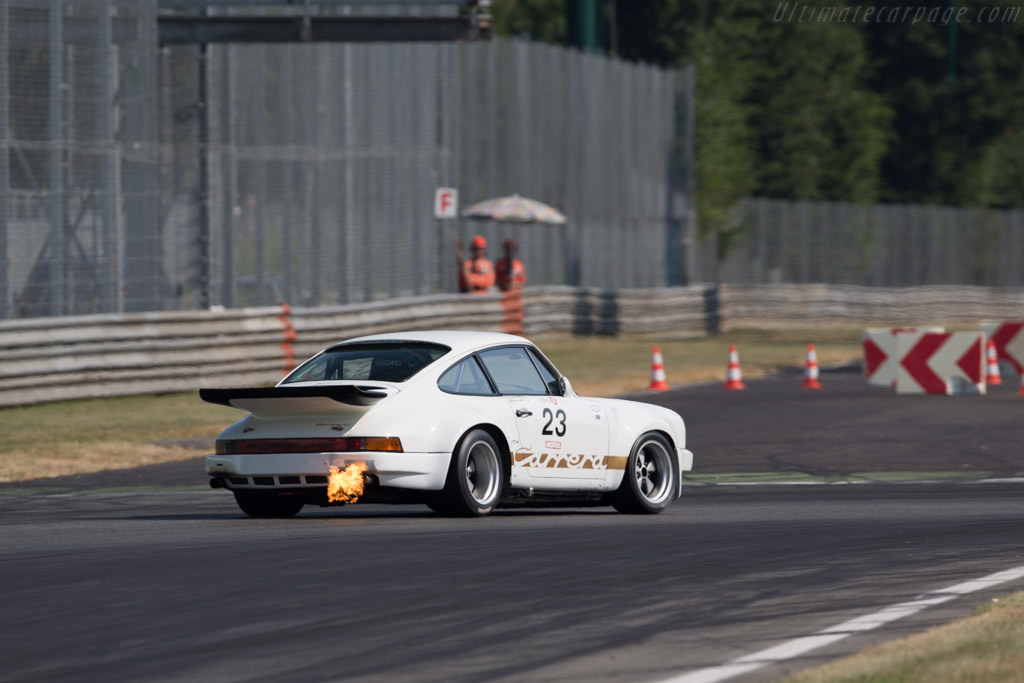 Porsche 911 Carrera RS 3.0 - Chassis: 911 460 9033 - Driver: Charles Rupp / Philippe Peauger  - 2015 Monza Historic