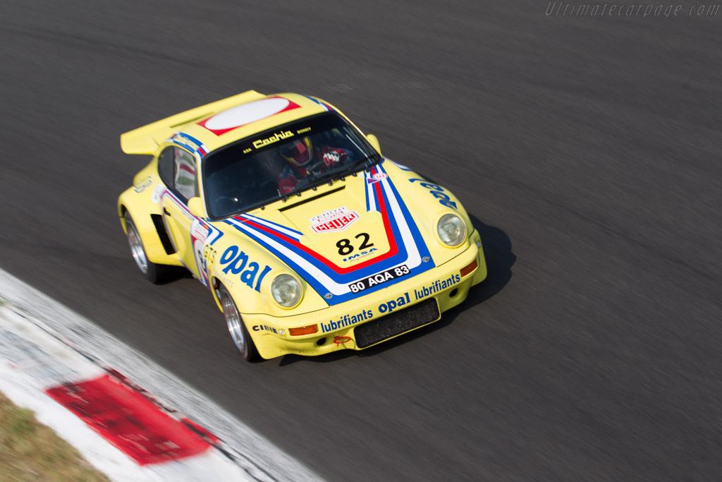 Porsche 911 Carrera RSR 3.0 - Chassis: 911 460 9059 - Driver: Michel Lecourt / Raymond Narac  - 2015 Monza Historic