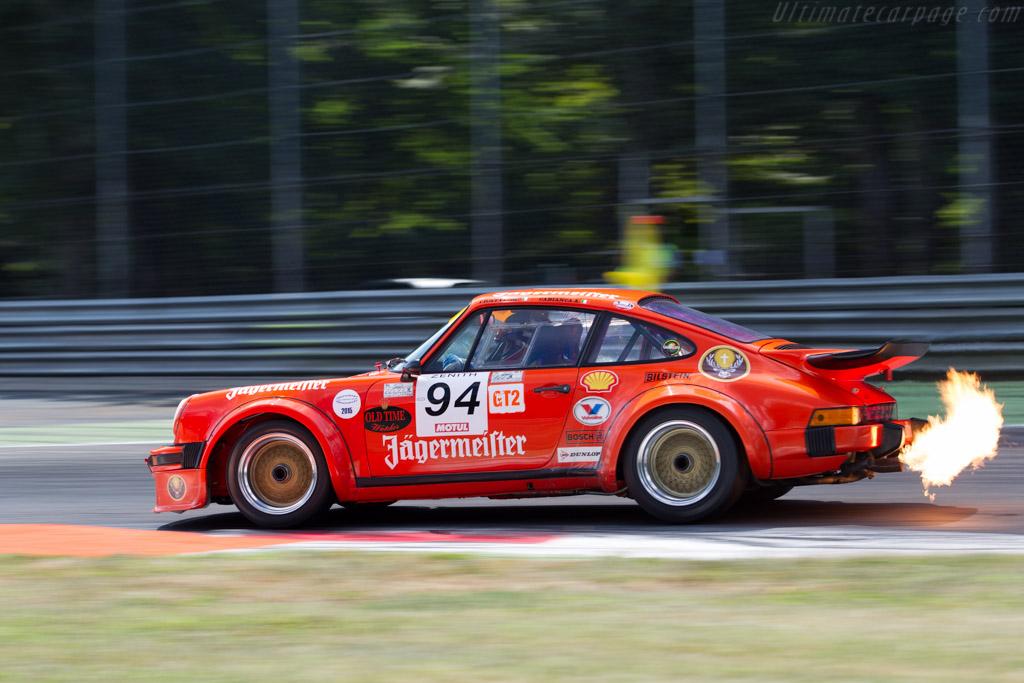 Porsche 934 - Chassis: 930 670 0168 - Driver: Maurizio Fratti / Andrea Cabianca  - 2015 Monza Historic