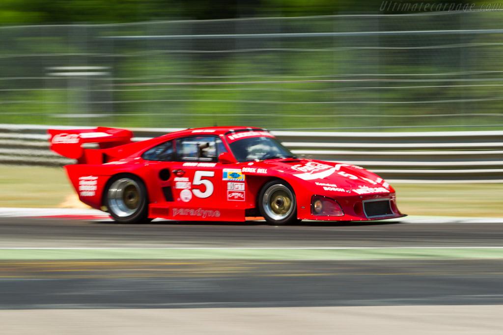 Porsche 935 K3 - Chassis: 000 0013 - Driver: Henrik Lindberg  - 2015 Monza Historic
