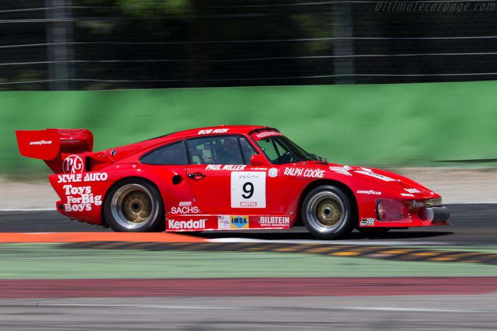 Porsche 935 K3 - Chassis: 009 0005 - Driver: Jean-Marc Merlin  - 2015 Monza Historic