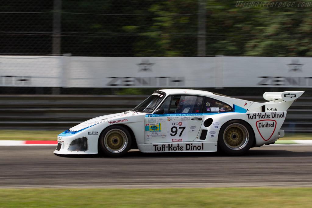 Porsche 935 L1 - Chassis: L1 - Driver: Christian Traber / Marc Devis  - 2015 Monza Historic