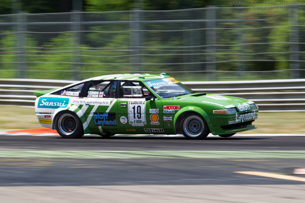 Rover SD1 3500 - Chassis: DPR1 / RRAWK7AA145248 - Driver: Tim Summers / James Cottingham  - 2015 Monza Historic