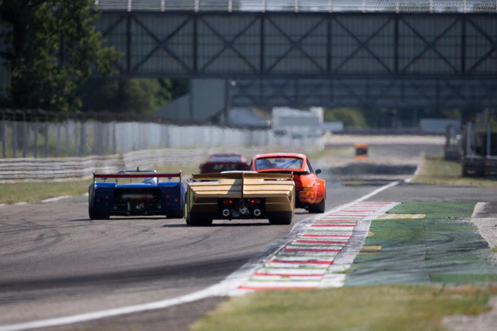 TOJ SC304 Cosworth - Chassis: 11-76 - Driver: Yves Scemama  - 2015 Monza Historic