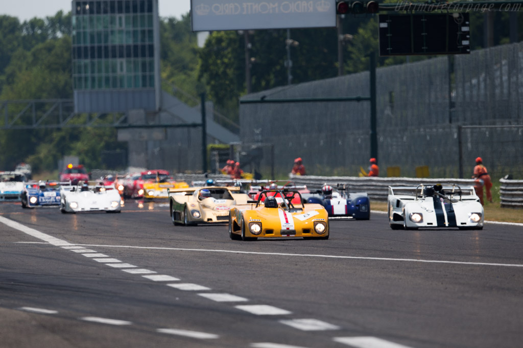 Welcome to Monza    - 2015 Monza Historic