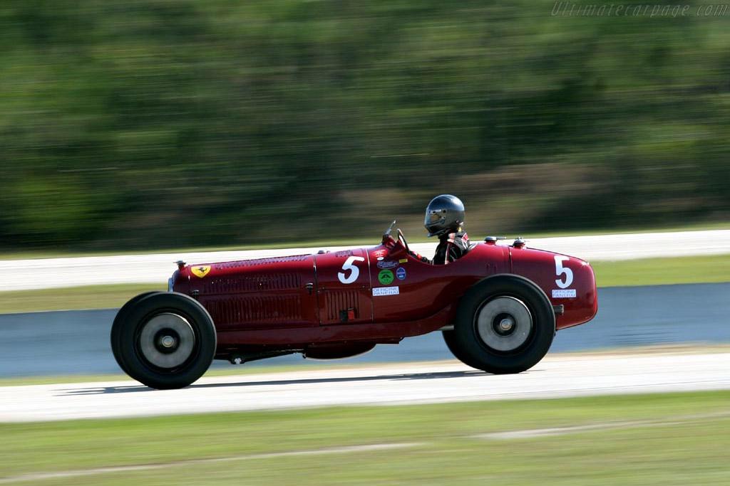 Alfa Romeo Tipo B - Chassis: 5002   - 2007 Cavallino Classic