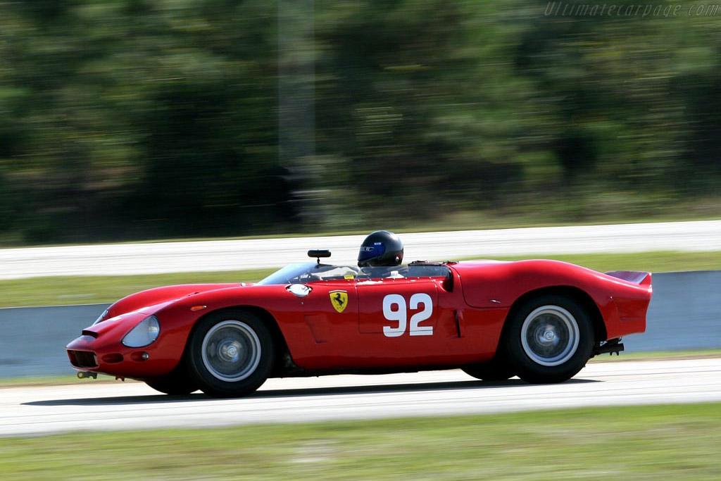 Ferrari 196 SP - Chassis: 0790   - 2007 Cavallino Classic