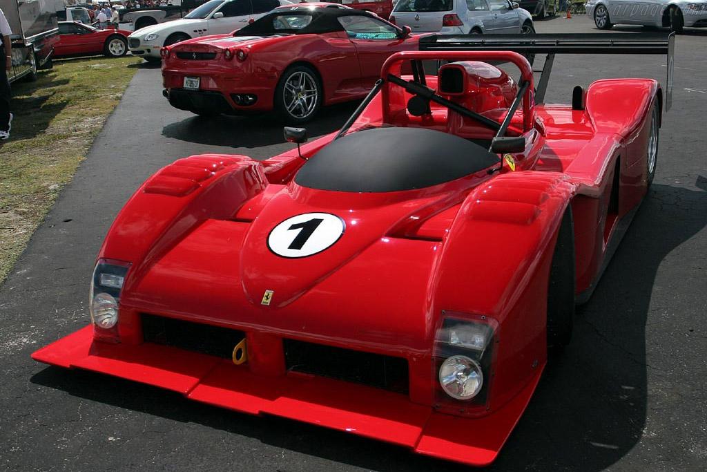Ferrari 333 SP - Chassis: 028   - 2007 Cavallino Classic