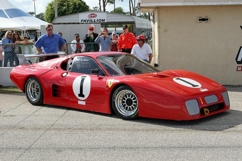 Ferrari 512 BB LM - Chassis: 38181 - Driver: Todd Morici  - 2007 Cavallino Classic