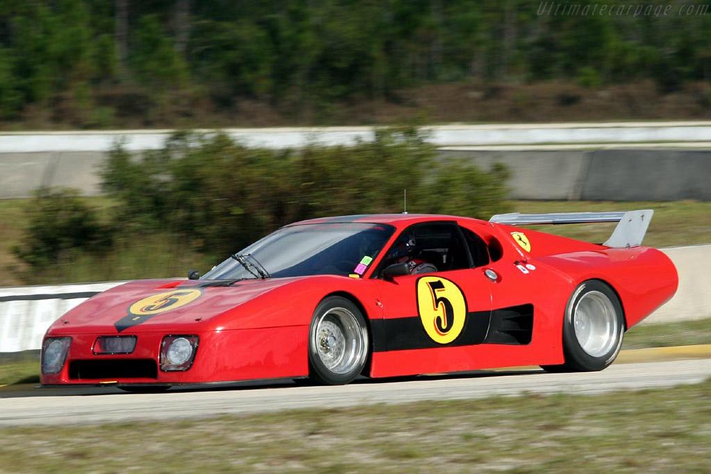 Ferrari 512 BB LM - Chassis: 32131 - Driver: Kurt Schultz  - 2007 Cavallino Classic