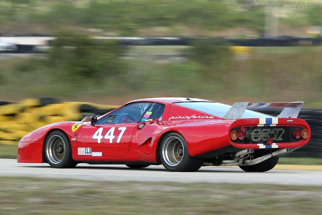 Ferrari 512 BB LM - Chassis: 29509 - Driver: John Goodman  - 2007 Cavallino Classic