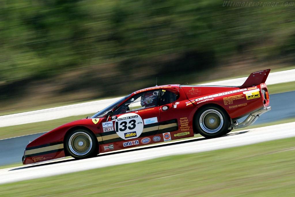 Ferrari 512 BB LM - Chassis: 34445 - Driver: John Goodman  - 2007 Cavallino Classic