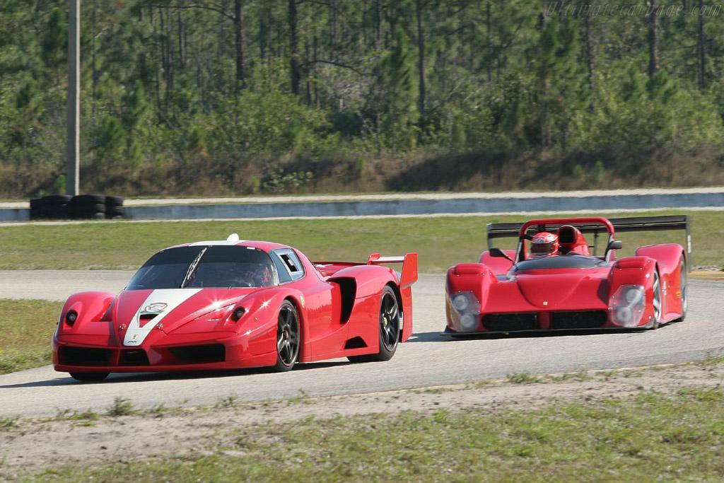 Ferrari FXX    - 2007 Cavallino Classic