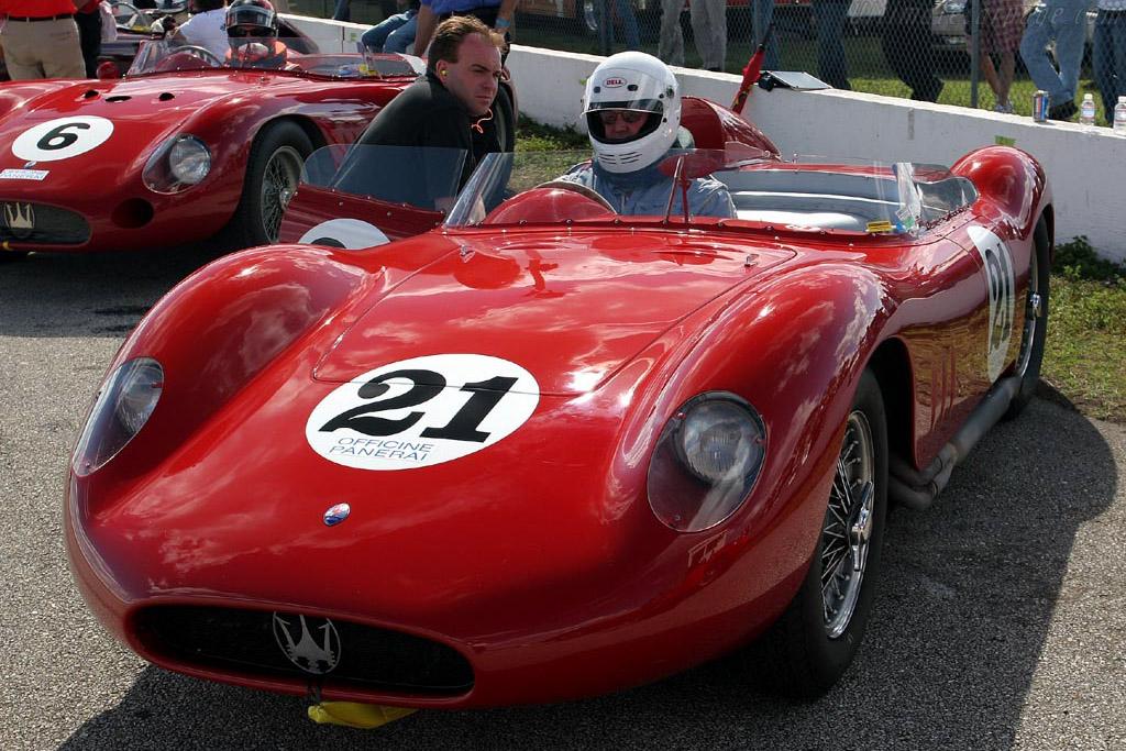 Maserati 200SI    - 2007 Cavallino Classic