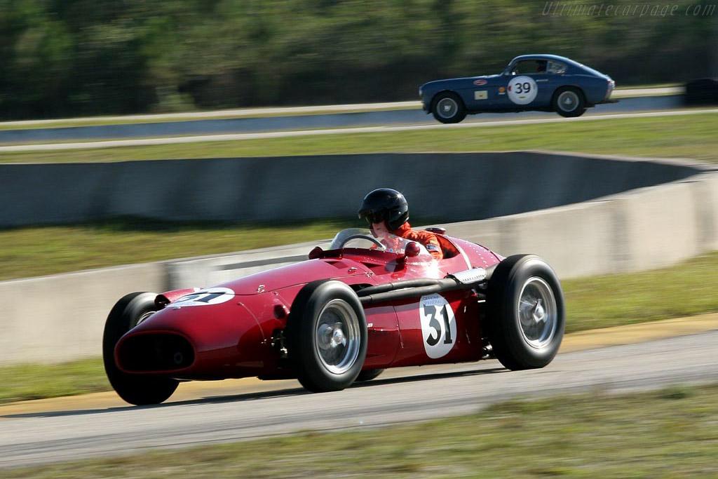 Maserati 250F - Chassis: 2501   - 2007 Cavallino Classic