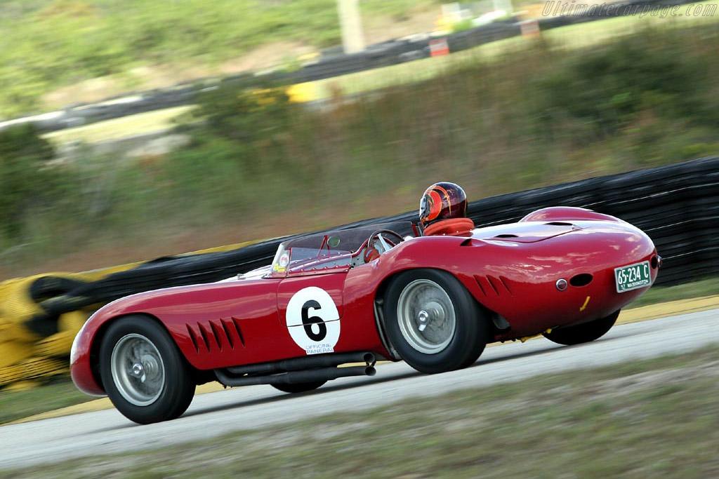 Maserati 300S - Chassis: 3072   - 2007 Cavallino Classic