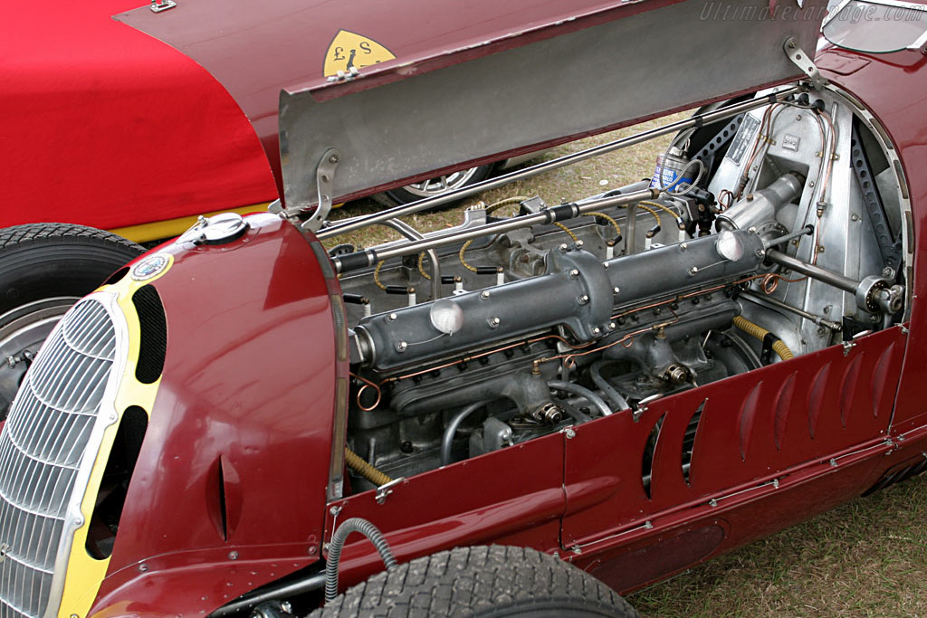 Alfa Romeo 8C 35 - Chassis: 50014 - Entrant: Peter Greenfield  - 2006 Cavallino Classic