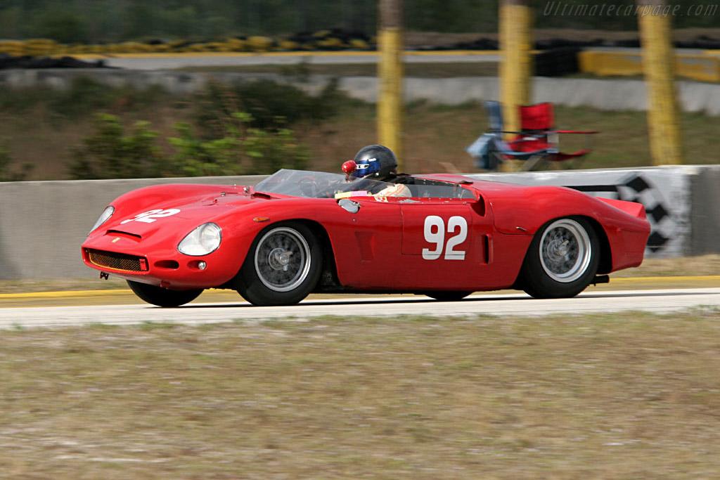 Ferrari 196 SP - Chassis: 0790   - 2006 Cavallino Classic