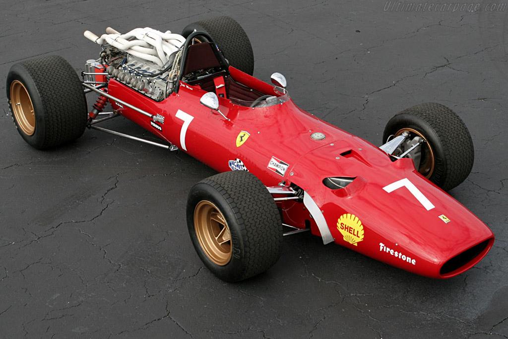 Ferrari 312 F1 - Chassis: 0007   - 2006 Cavallino Classic