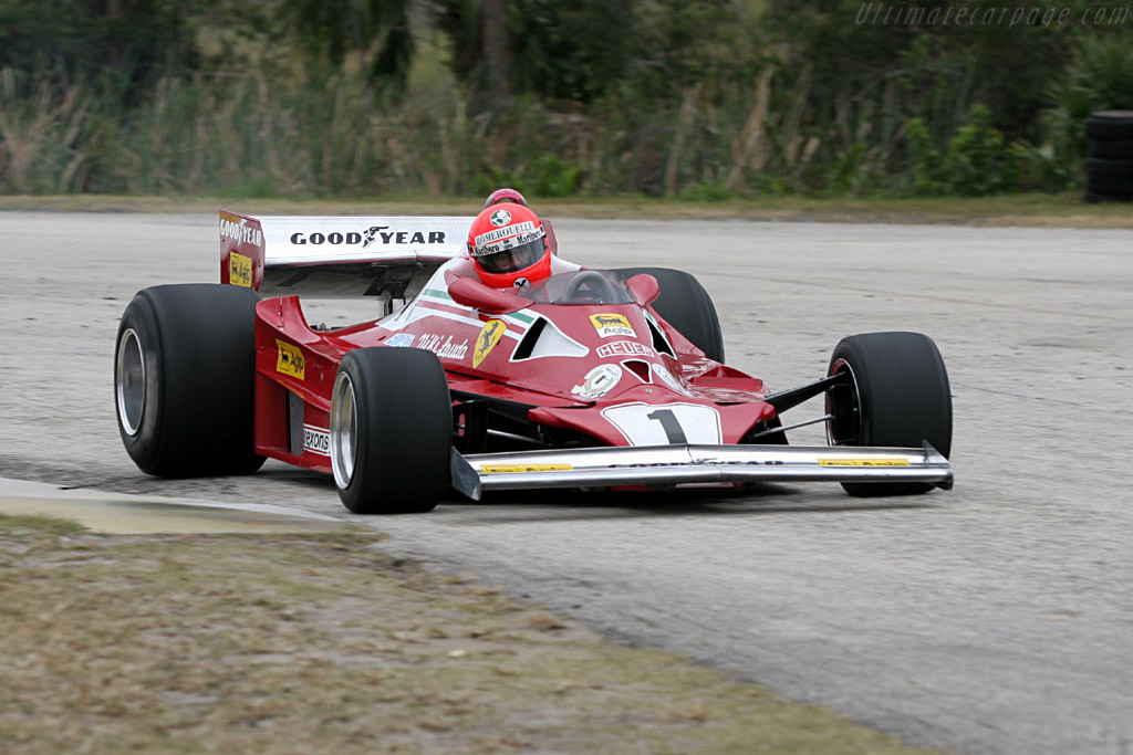 Ferrari 312 T2 - Chassis: 025   - 2006 Cavallino Classic