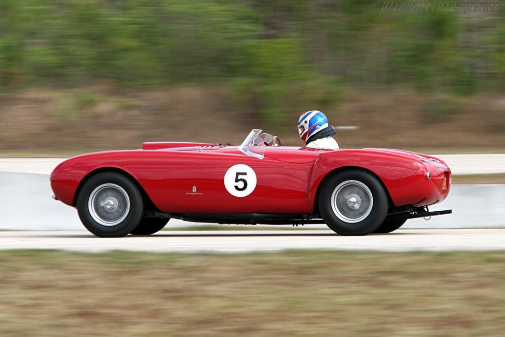 Ferrari 375 MM Pinin Farina Roadster - Chassis: 0372AM   - 2006 Cavallino Classic