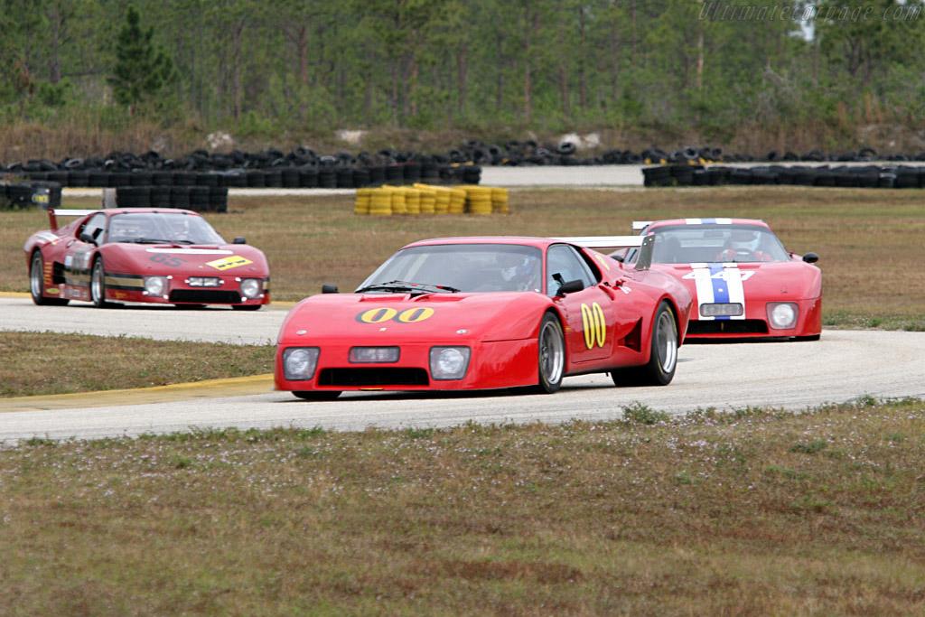 Ferrari 512 BB LM - Chassis: 29507 - Driver: Kurt Schultz - 2006 Cavallino Classic