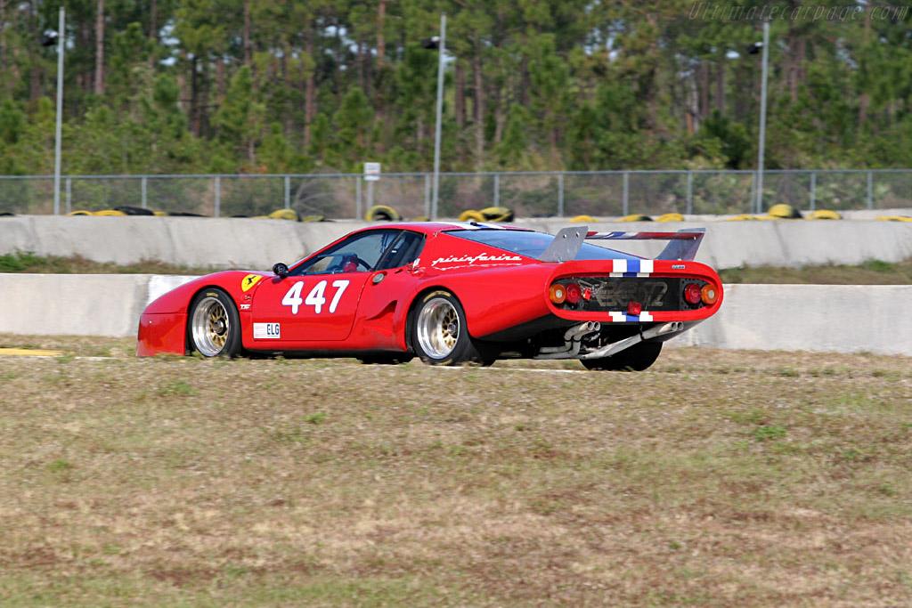 Ferrari 512 BB LM - Chassis: 29509 - Driver: Jim Fuchs  - 2006 Cavallino Classic
