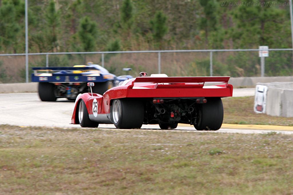 Ferrari 512 M - Chassis: 1024 - Driver: Ed Davies  - 2006 Cavallino Classic