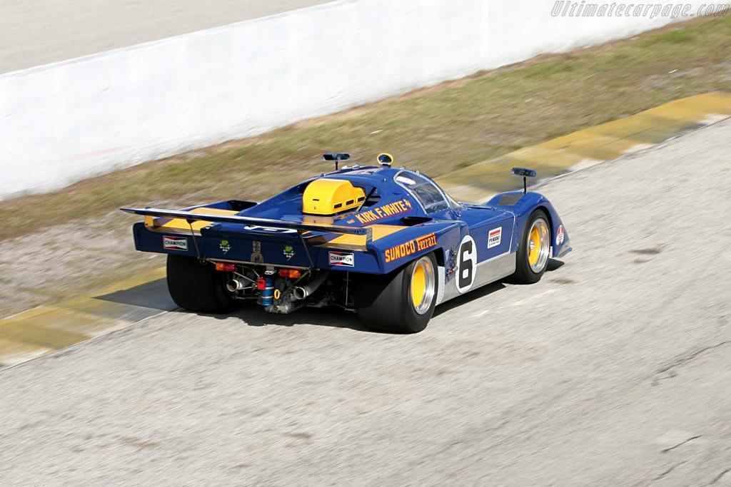 Ferrari 512 M - Chassis: 1040 - Driver: Lawrence Stroll  - 2006 Cavallino Classic
