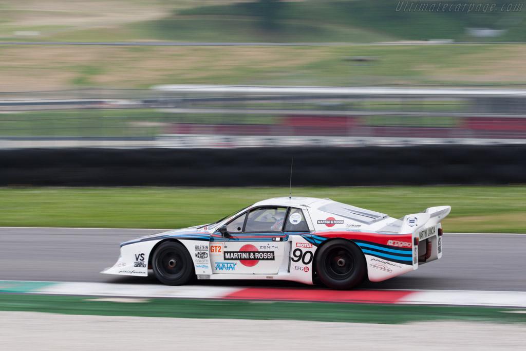 Lancia Beta Monte Carlo - Driver: Fabio Valle / Alain Valle - 2014