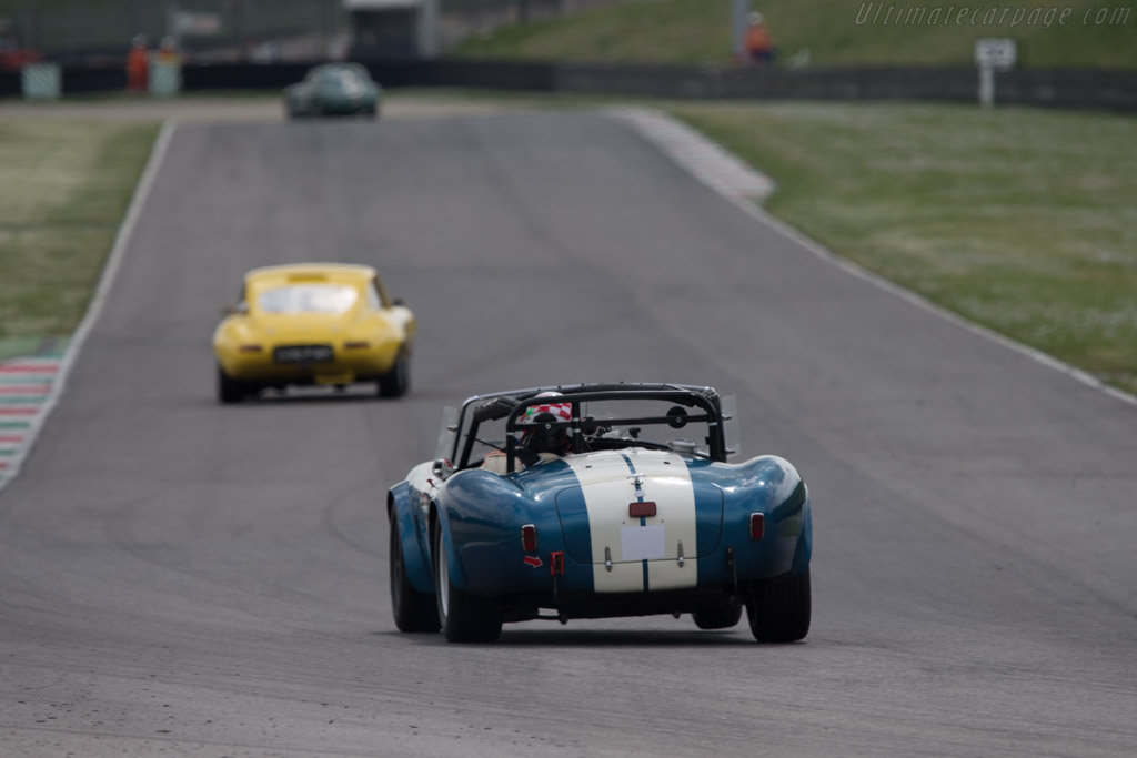 AC Shelby Cobra - Chassis: CSX2136 - Driver: Jean Marc Merlin  - 2014 Mugello Classic