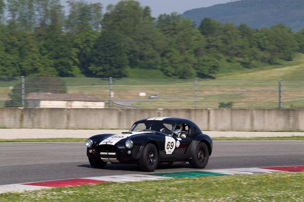 AC Shelby Cobra - Chassis: CSX2532 - Driver: Leo Voyazides  - 2014 Mugello Classic