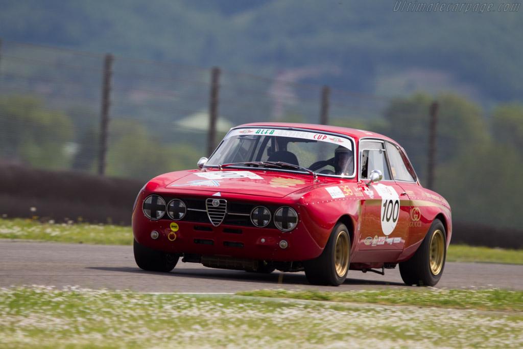 Alfa Romeo GTAm  - Driver: Matthias Koerber / Christian Onorak  - 2014 Mugello Classic