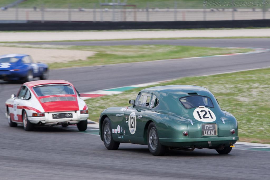 Aston Martin DB2 Lightweight  - Driver: Glynn Allen / Tim Stamper  - 2014 Mugello Classic
