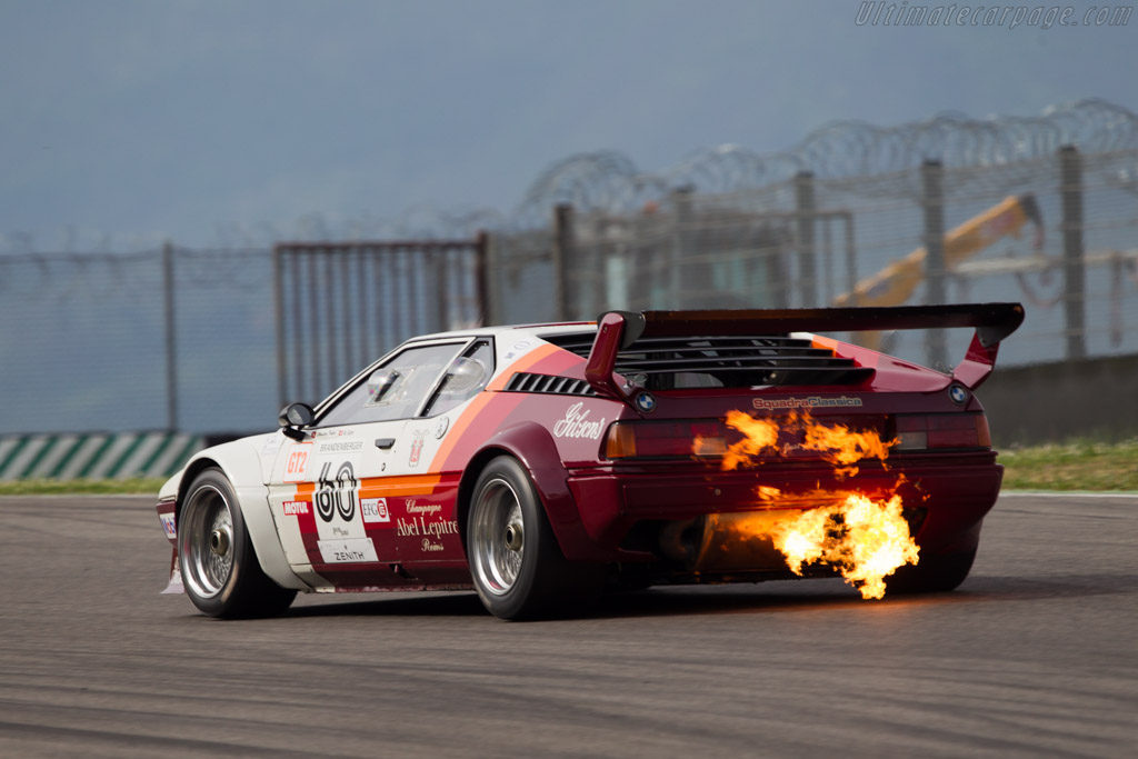 BMW M1 Group IV - Chassis: 4301063 - Driver: Christian Traber  - 2014 Mugello Classic