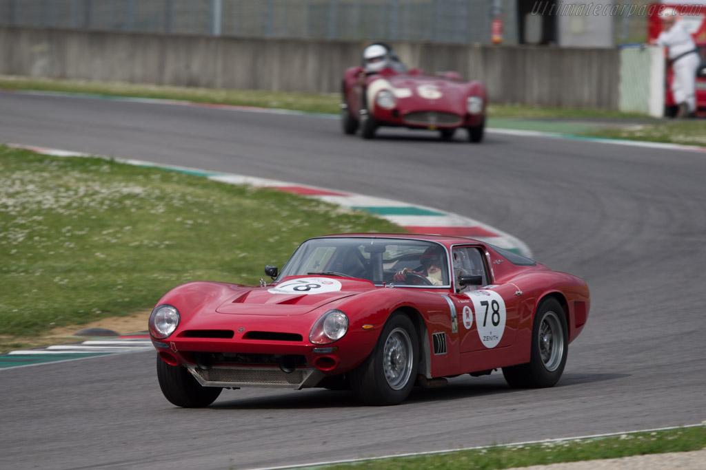 Bizzarrini 5300GT - Chassis: IA3 0245 - Driver: Michael Erlich  - 2014 Mugello Classic