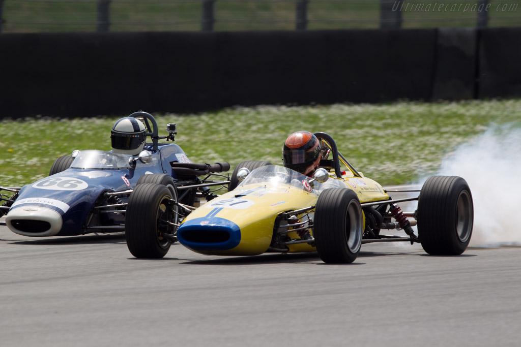 Brabham BT21  - Driver: Christian Traber  - 2014 Mugello Classic