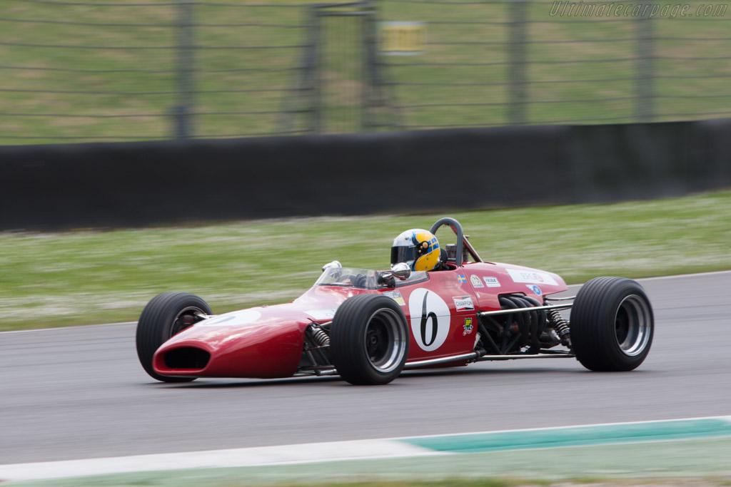 Brabham BT28  - Driver: Leif Bossom  - 2014 Mugello Classic