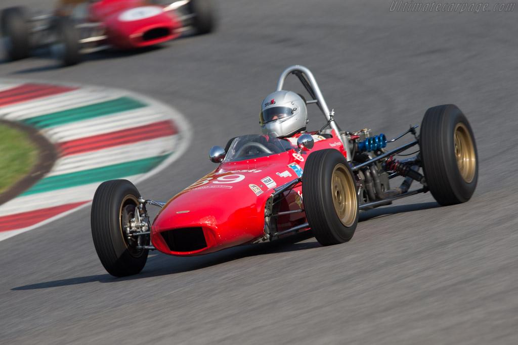 Branca FJ  - Driver: Bruno Ferrari  - 2014 Mugello Classic