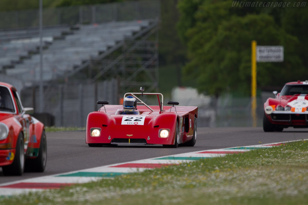 Chevron B19 - Chassis: B19-71-19 - Driver: Jean-Marie Belleteste / Romain Belleteste  - 2014 Mugello Classic