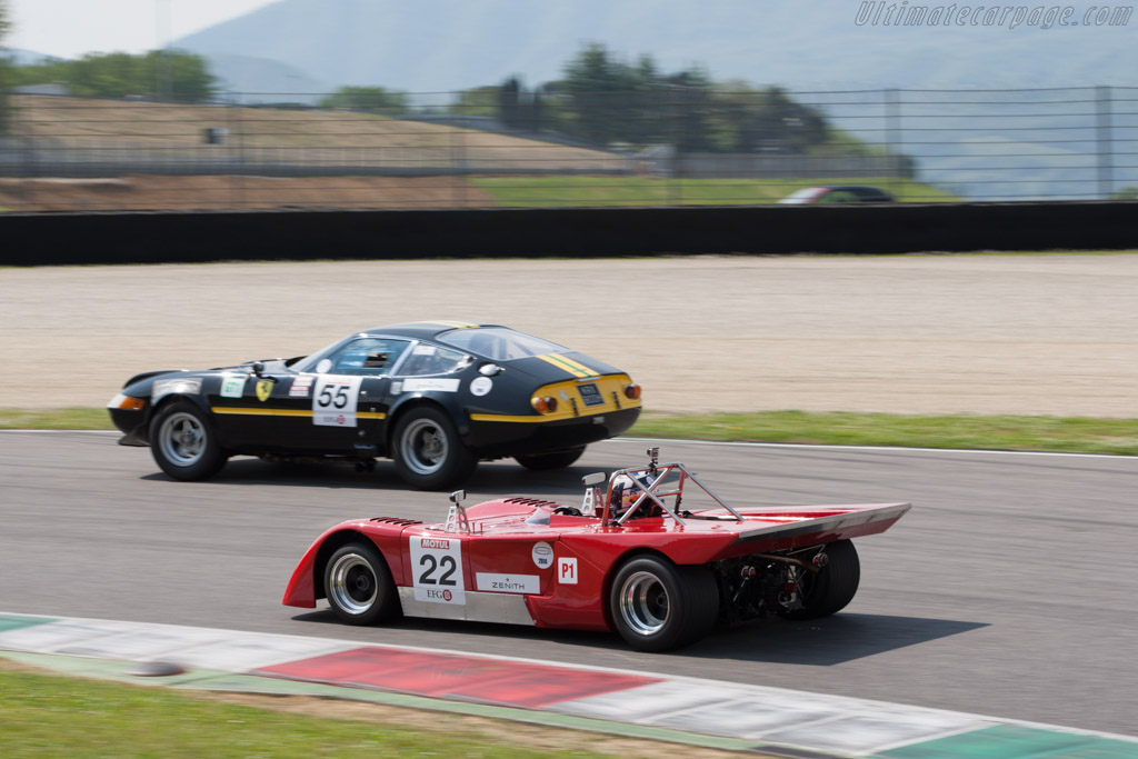 Chevron B19 - Chassis: B19-71-19 - Driver: Jean-Marie Belleteste / Romain Belleteste  - 2014 Mugello Classic