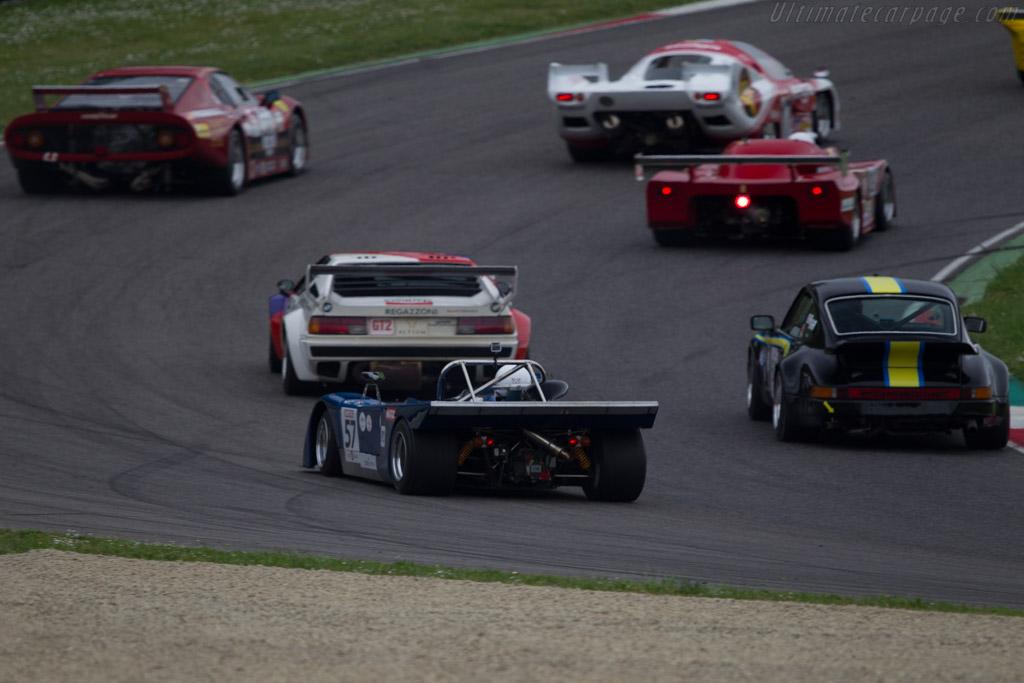 Chevron B21  - Driver: Christophe Gadais  - 2014 Mugello Classic
